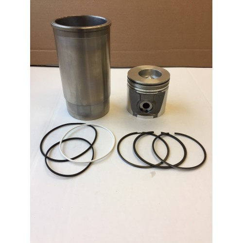 john deere 6 466t/a late esn piston kit ar100646 re60282 644c 792 850b 4250  6622